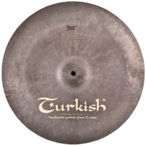 "Turkish Cymbals 18"" Classic Dark Series Classic Dark China CDRK-CH18"