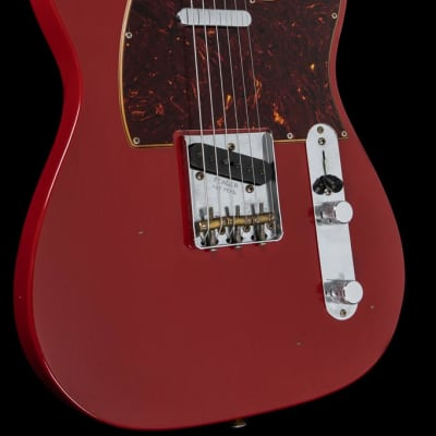 Fender Custom Shop '60s Telecaster Journeyman Relic 2019 Dakota Red for sale