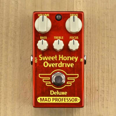 Mad Professor Sweet Honey Overdrive Deluxe for sale
