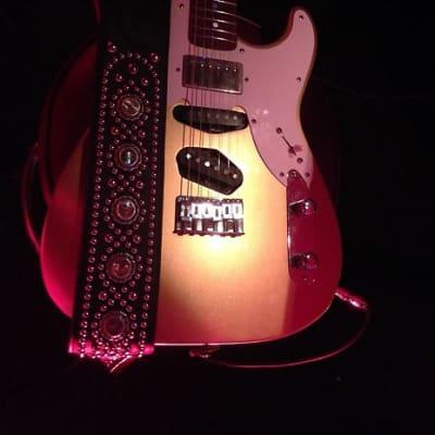 1993 USA Robin Ranger Custom Shop Namm Show Stratocaster Texas Made Tone Machine Guitar for sale