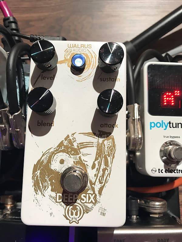 walrus audio deep six compressor reverb. Black Bedroom Furniture Sets. Home Design Ideas