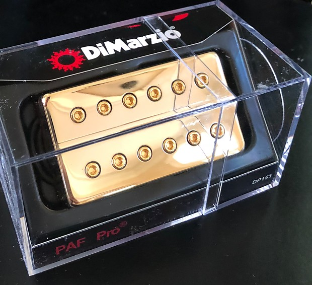 Phenomenal Dimarzio Paf Pro Gold Regular Spaced W Free Priority Reverb Wiring 101 Vieworaxxcnl