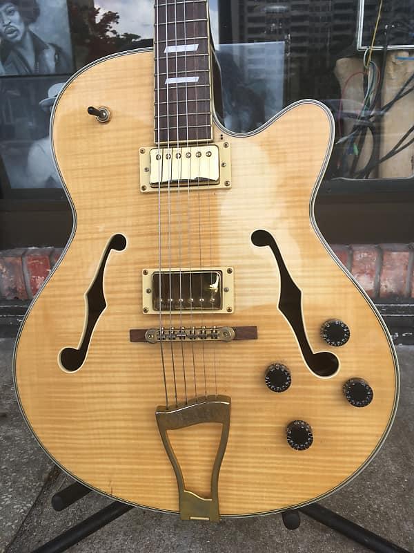 johnson las vegas archtop jazz guitar reverb. Black Bedroom Furniture Sets. Home Design Ideas