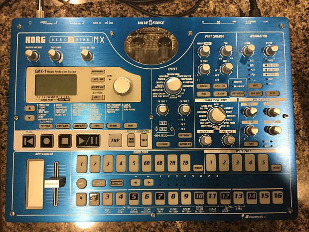 KORG Electribe EMX-1 For Parts Not Functional Smart Media Version