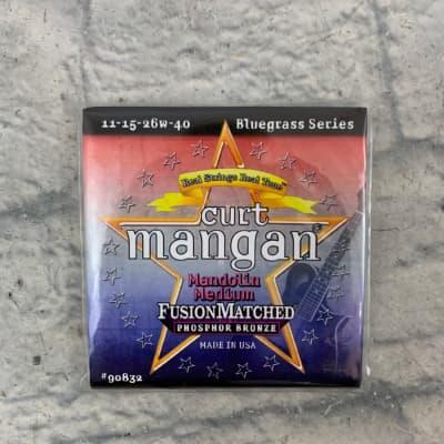 Curt Mangan 90832 Medium Mandolin Strings