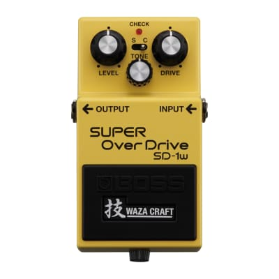 Boss SD-1W Super Overdrive for sale
