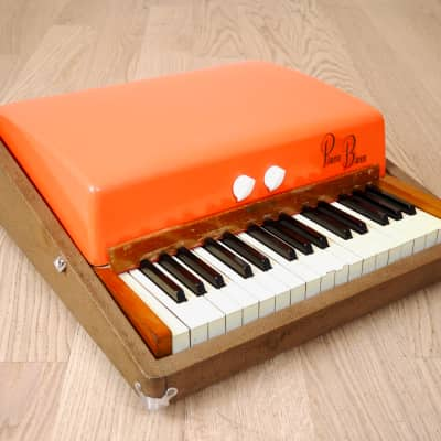 Fender Rhodes Piano Bass 1959 - 1974