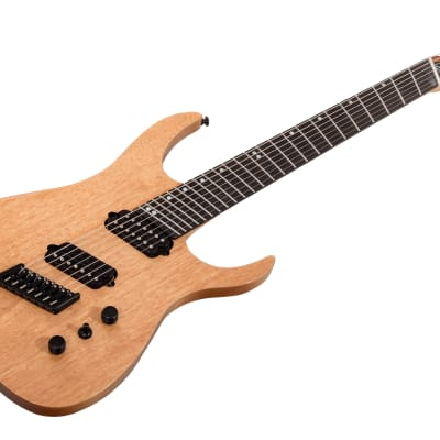 Ormsby Hype GTR7 (Run 5B) Multiscale NM - Natural Mahogany for sale