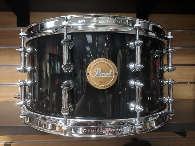 pearl 14x7 m1470s c 103 limited edition snare drum piano reverb. Black Bedroom Furniture Sets. Home Design Ideas