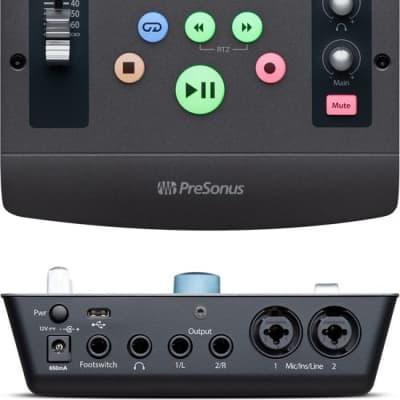 Presonus ioStation 24c USB Audio Computer Interface w/ Motorized Fader and DAW Controls