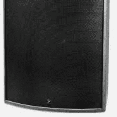 "Yorkville C15B | 500W 15"" 2way Installation Speaker in Black. New!"