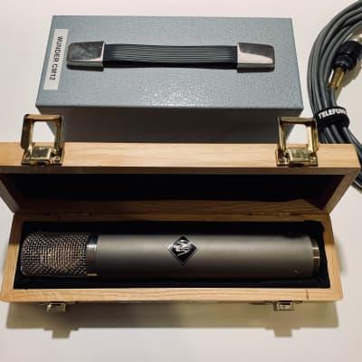 Wunder Audio CM12 / C12 Large Diaphragm Condenser Mic