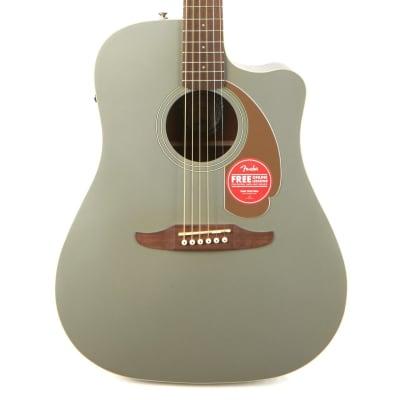 Fender Redondo Player Walnut - Slate Satin Demo