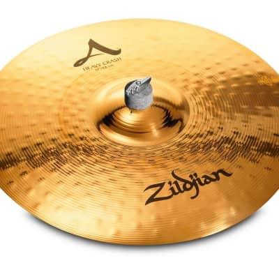 """Zildjian A Heavy Crash Cymbal 19"""""""