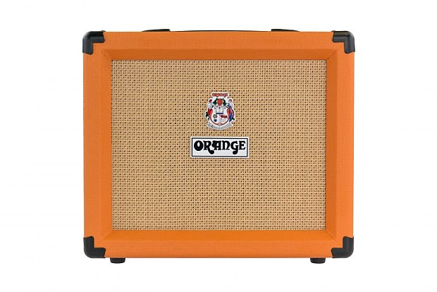 orange crush 20 20w 1x8 guitar combo reverb. Black Bedroom Furniture Sets. Home Design Ideas