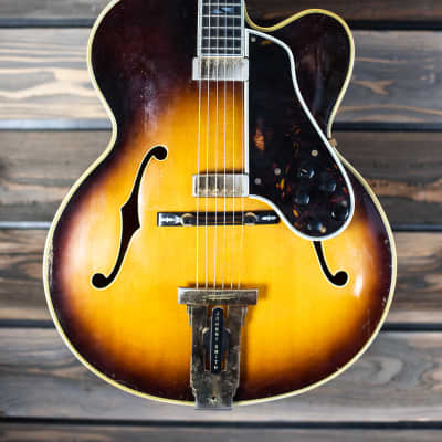 1966 Gibson Johnny Smith with Original Case for sale