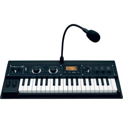 Korg microKORG XL+ 37-Key Synthesizer/Vocoder (RRP £450) DPS