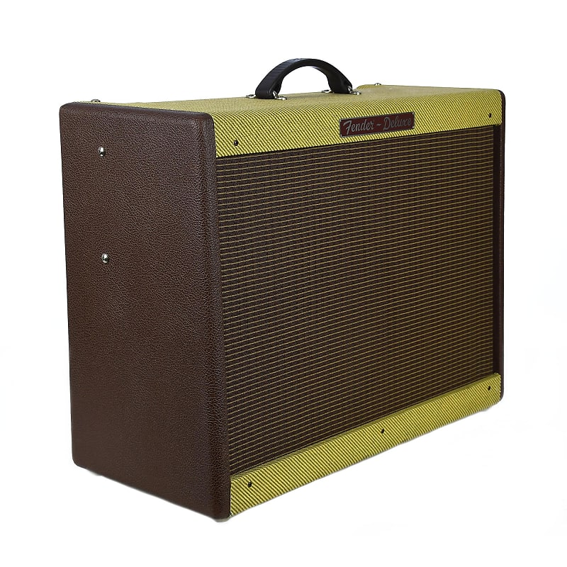fender fsr hot rod deluxe iii chocolate tweed with cover reverb. Black Bedroom Furniture Sets. Home Design Ideas