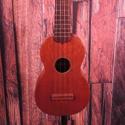 Martin Style 0 Soprano Ukulele 1935-1940 Natural with Original Case