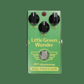 Mad Professor Little Green Wonder 10th Anniversary Limited Edition