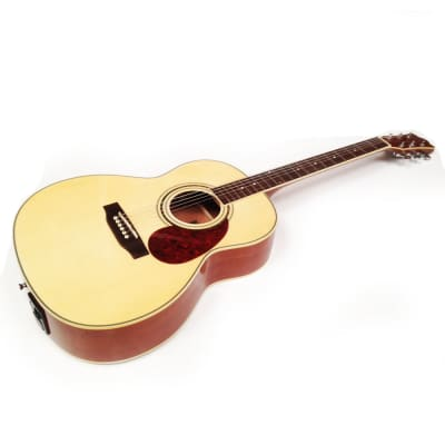Starsun FG-300E acoustic guitar with EQ for sale