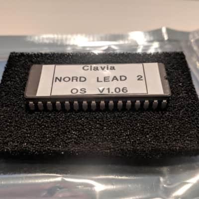 Clavia NORD Lead 2 OS 1.06