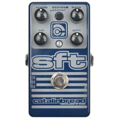 Catalinbread SFT Ampeg Foundation Overdrive Pedal