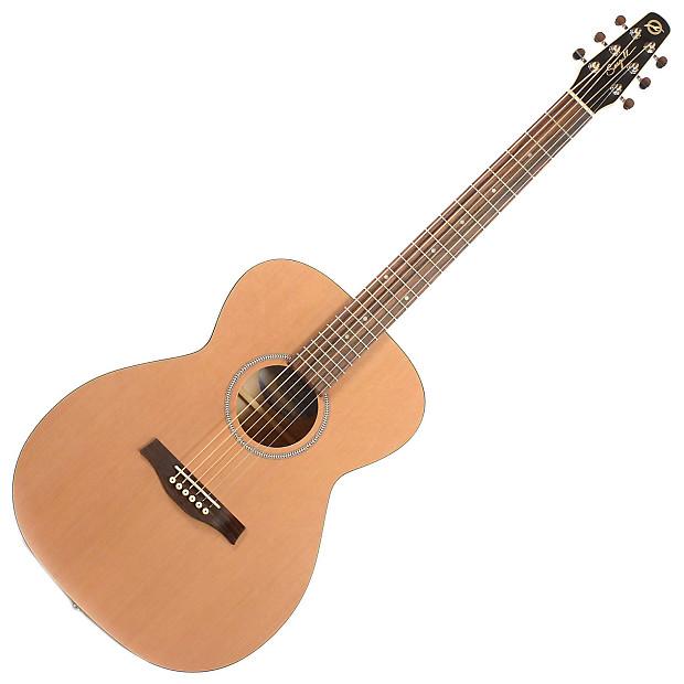 Seagull S6 Cedar Concert Hall Acoustic Guitar Geartree