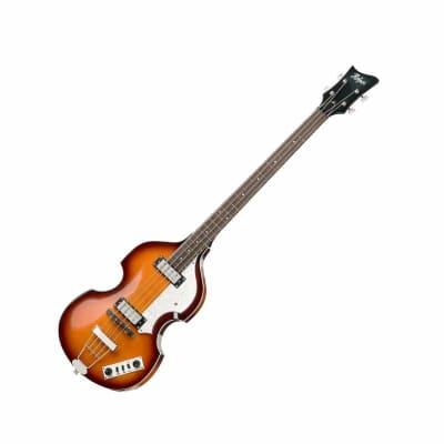 Hofner Ignition Violin Beatle Bass with Hard Case for sale