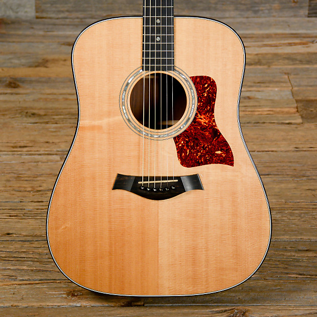 taylor 710 dreadnought acoustic guitar reverb. Black Bedroom Furniture Sets. Home Design Ideas