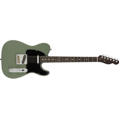 Fender 2019 Limited Edition American Professional Telecaster Solid Rosewood Neck, Antique Olive for sale