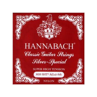 Hannabach 8155 SHT A Classical Single Guitar String