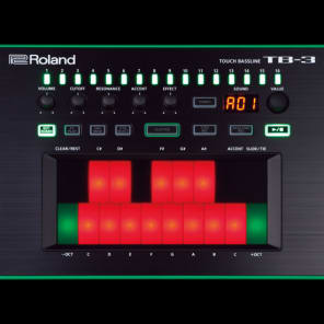 Roland TB-3 Touch Bass Line Synthesizer