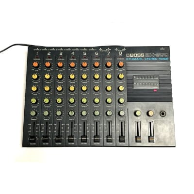 Boss BX-800 8-Channel Stereo Mixer