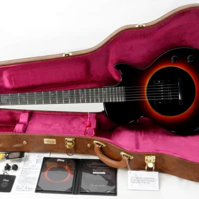 """Gibson 2017 Limited Edition """"Solar Eclipse"""" Les Paul"""