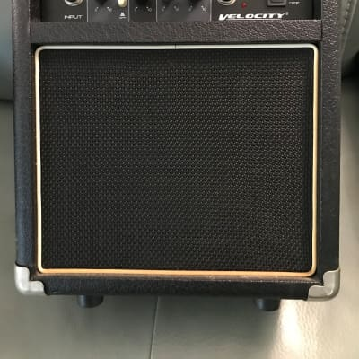 Rocktron Velocity v10 Black for sale