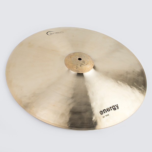 dream cymbals 20 energy ride cymbal carlton music reverb. Black Bedroom Furniture Sets. Home Design Ideas