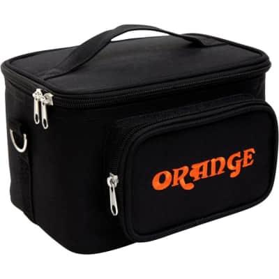 Orange Amps MICRO BAG Soft Padded Gig Bag for Micro Terror & Micro Dark w/ Strap image