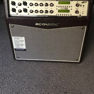 Acoustic A1000 Guitar Amp for sale