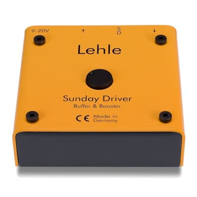 Lehle Sunday Driver Preamp Booster and Buffer Guitar Effect Pedal