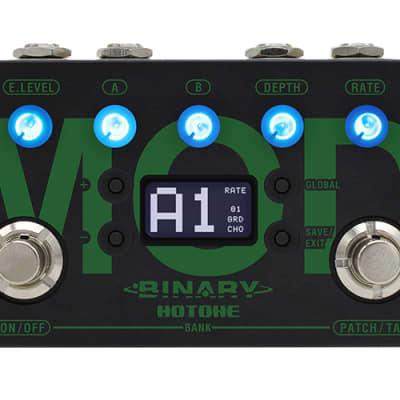 Hotone BME1 Binary Mod CDCM Modulation Guitar Effects Pedal BME-1