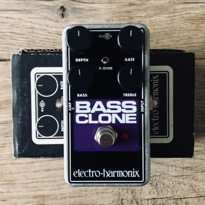 Electro-Harmonix Bass Clone Analog Chorus