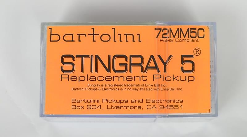 bartolini 72mm5c stingray 5 bass pickup texas guitar ranch reverb. Black Bedroom Furniture Sets. Home Design Ideas