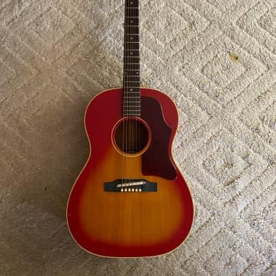 Gibson B-25 1967 Sunburst