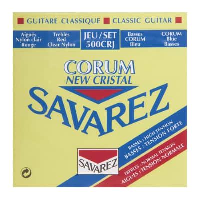 Savarez 500 CRJ Rectified New Cristal Classical Guitar Strings