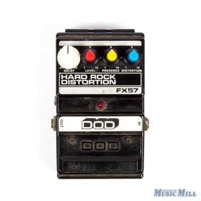 DOD Hard Rock Distortion FX57 Pedal USED for sale