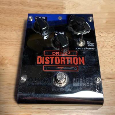 Akai Drive3 Tri-Mode Distortion / Boost