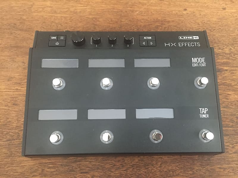 Line 6 HX Effects Multi-Effects Pedal | Reverb
