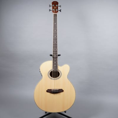 Aria FEB-30M Elecord Series Acoustic Bass Guitar - Natural for sale