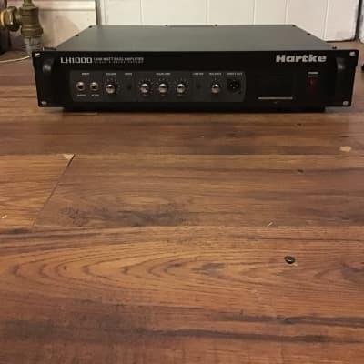 Hartke LH1000 1000w Bass Head
